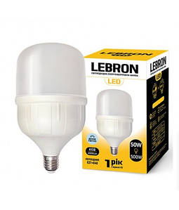 LED лампа 50W Е27 Е40