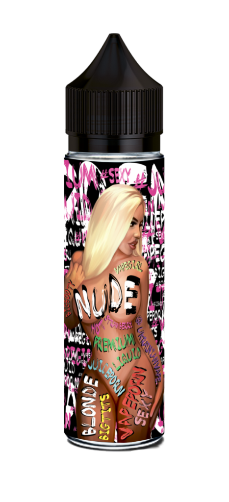 Жидкость для электронных сигарет Nude 60, Hot Grape(Без Кулера), 3 мг/мл