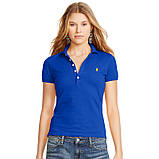 В стиле Ральф поло женское поло хлопок женская футболка ралф, фото 5
