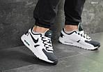 Мужские кроссовки Nike Zero (темно-синие с белым), фото 2