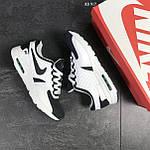 Мужские кроссовки Nike Zero (темно-синие с белым), фото 5