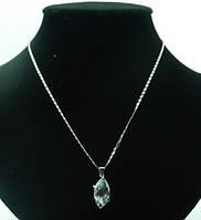 Кулон неправильной формы, кристаллы Swarovski купить оптом. 44