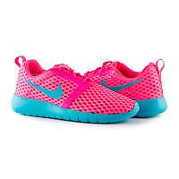 Кроссовки Nike детские Обувь NIKE ROSHE ONE FLIGHT WEIGHT (GS) 705486-602(03-05-01) 38
