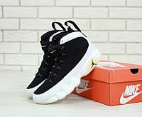 Мужские баскетбольные кроссовки Nike Air Jordan White/Black