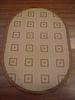 Кухонный ковер Рогожка Sisal 1219