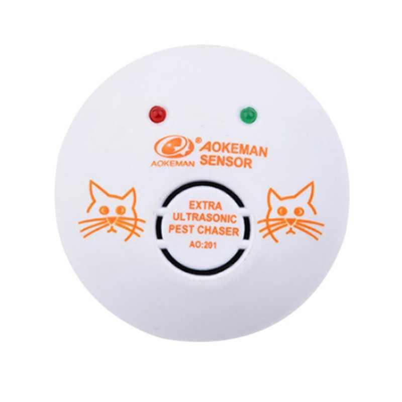 Ультразвуковий відлякувач мишей, щурів і гризунів Aokeman Sensor AO-201