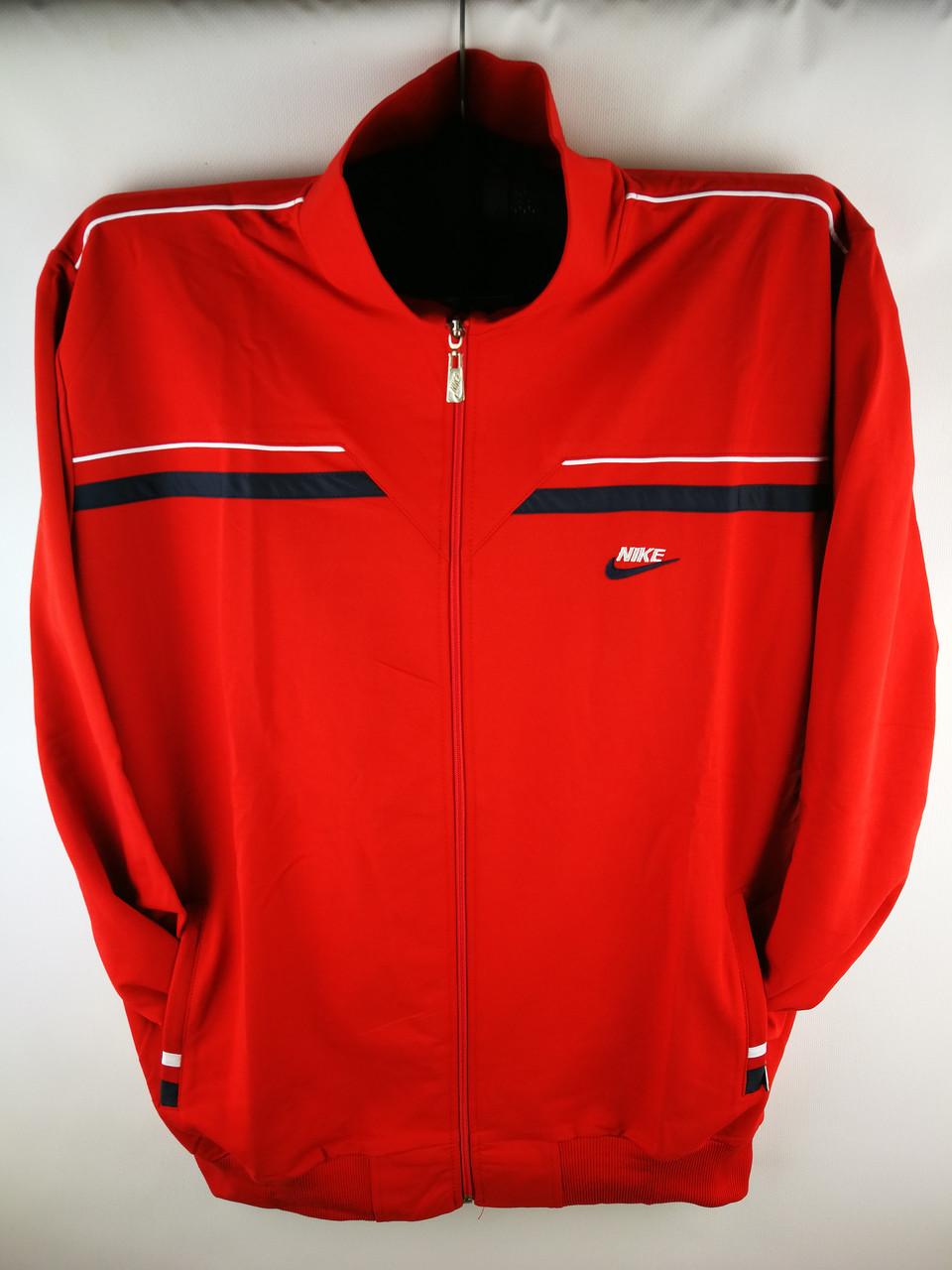 Мужской спортивный костюм Nike большого размера