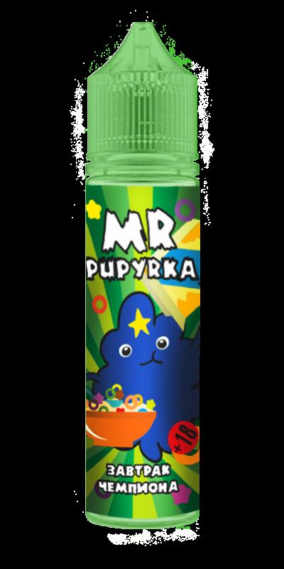 Жидкость для электронных сигарет Mr.Pupyrka Кофейный напиток, 1.5 мг/мл
