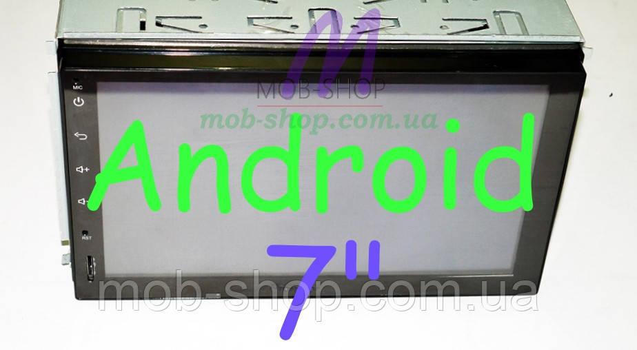 """Автомагнитола пионер Pioneer Pi-707 GPS 7"""" Android+WiFi"""