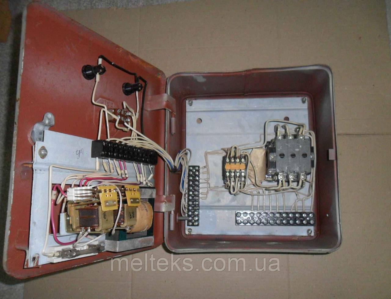 Щит электрический для котла КПЭ-60