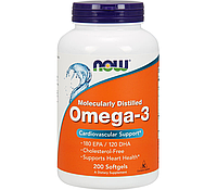NOW Omega-3  (200 caps)