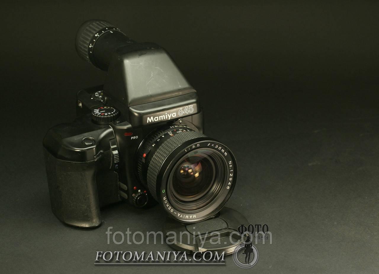 Mamiya 645 Pro kit Mamiya-Sekor 35mm f3.5