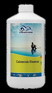 Средство от известняковых и металлических образований Calzestab Eisenex Chemoform, 1л