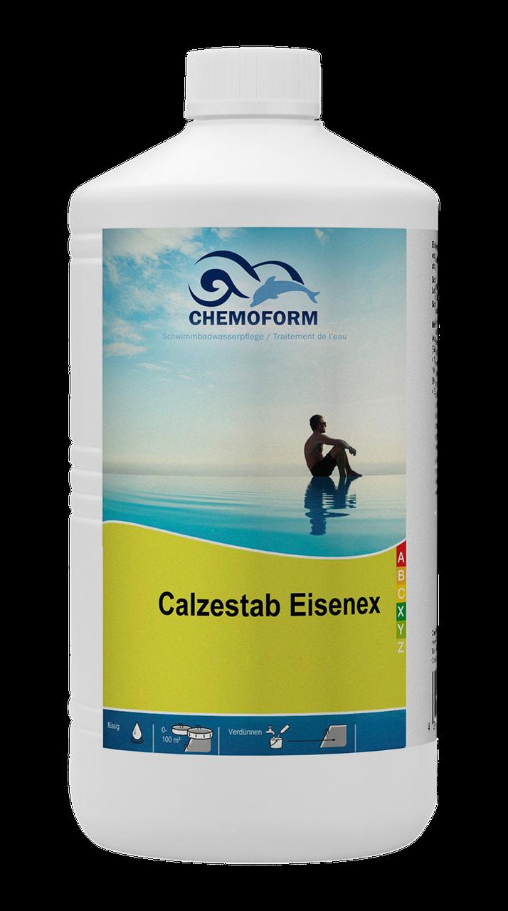 Засіб від вапнякових і металевих утворень Calzestab Eisenex Chemoform, 1л