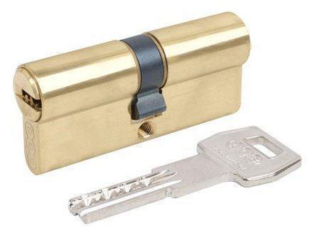 Цилиндр AGB SCUDO 5000 PS 80 мм (40x40) ключ-ключ латунь