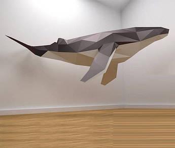 Papercraft Синий кит