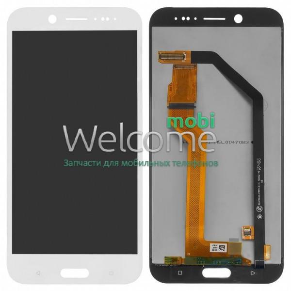 Модуль HTC 10 Evo white дисплей экран, сенсор тач скрин НТС