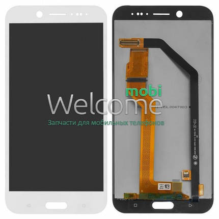 Модуль HTC 10 Evo white дисплей экран, сенсор тач скрин НТС, фото 2