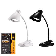 Настільна LED лампа в стилі ретро LED USB REMAX(з вбудованим акумулятором)