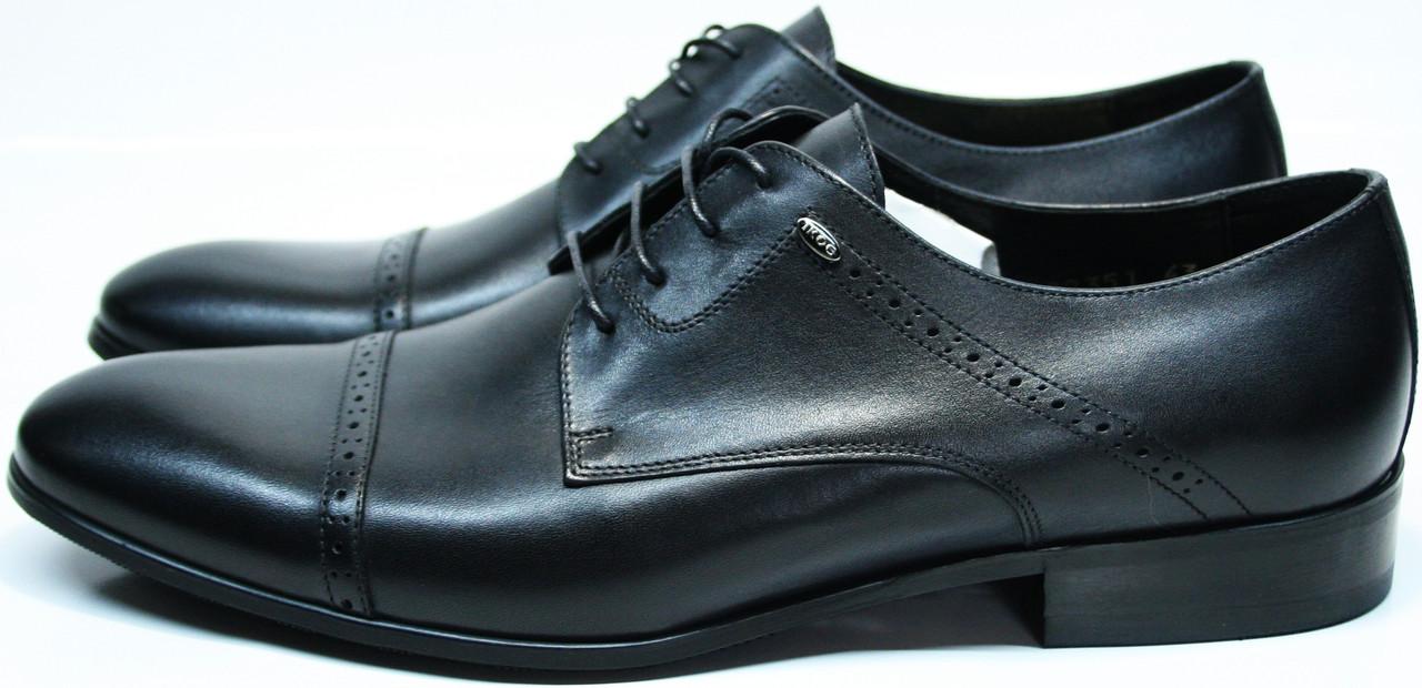 Мужские туфли дерби Икос2235-1