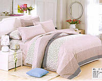 Комплект постельного белья Casa New Fashion Евро 230х250 см Ранфорс CasaNewFashion E-391 (E-391)