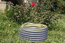 Шланг садовый Tecnotubi Retin Professional для полива диаметр 3/4 дюйма, длина 15 м (RT 3/4 15), фото 2