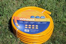 Шланг для полива Tecnotubi Winner садовый диаметр 1/2 дюйма, длина 50 м (WN 1/2 50), фото 2
