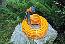 Шланг для полива Tecnotubi Winner садовый диаметр 1/2 дюйма, длина 50 м (WN 1/2 50), фото 3