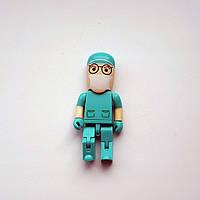 USB флешка Wellendorff врач, хирург, стаматолог 16GB