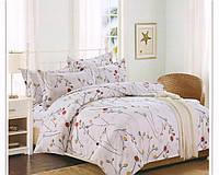 Комплект постельного белья Casa New Fashion Евро 230х250 см Ранфорс CasaNewFashion M-453 (M-453)