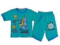 Детский летний костюм футболка и шорты р.3,4,5 лет