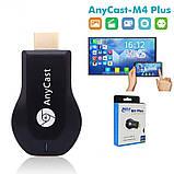 Медіаплеєр Miracast AnyCast M4 Plus HDMI з вбудованим Wi-Fi модулем, фото 3