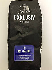 Кава в зернах міцний Darboven Exklusiv kaffee der Kraftige 250 гр.