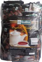 Чай Qualitea (Кволити) черный Английский завтрак 100 пакетов конверт