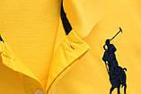 В стиле Ральф поло 100% хлопок мужская футболка поло ралф, фото 7