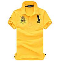 Ralph Lauren Polo original  100% хлопок мужская футболка поло ралф лорен, фото 1