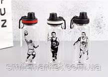 Спортивная бутылка NBA 1000мл., фото 2