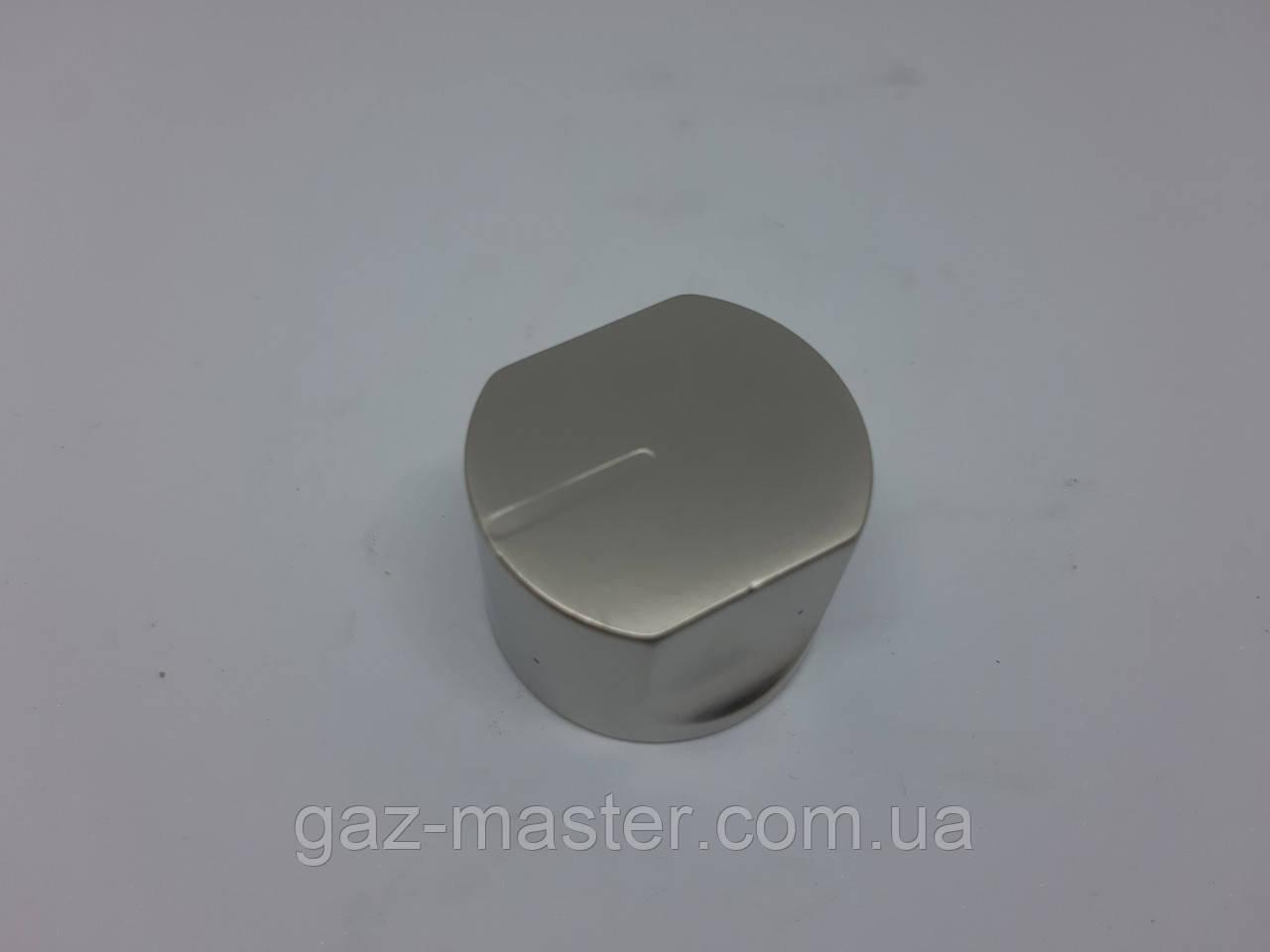 Ручка для газовой плиты, поверхности d-6мм (металл серебро)