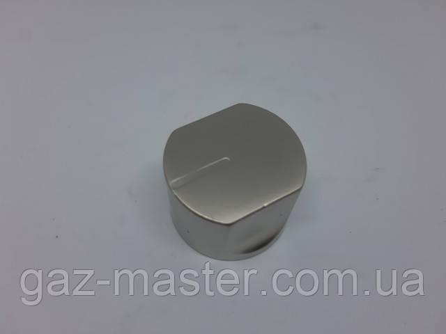 Ручка для газовой плиты d-6мм (металл серебро)