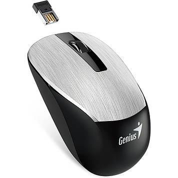 Миша Genius NX-7015 Wireless Silver (31030119105)