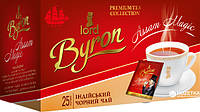Чай Lord Byron (Лорд Байрон) черный Assam 25 пакетов конверт