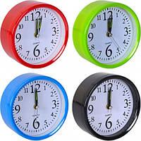 От 4 шт. Настольные часы - будильник 809 10*10*4 см купить оптом в интернет магазине От 4 шт.