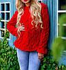 Модный свитер женский , фото 6