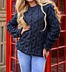Модный свитер женский , фото 8