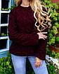 Модный свитер женский , фото 9