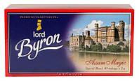 Чай Lord Byron (Лорд Байрон) черный Assam 40 пакетов