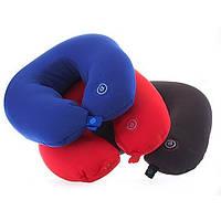 Массажная подушка Neck Massage Cushion - дорожная подушка - 130186