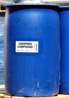 Жидкая резина, битумно-латексная мембрана высокой эластичности VODIPREN COMPOUND