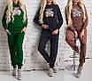 Вязаные костюмы женские , фото 2