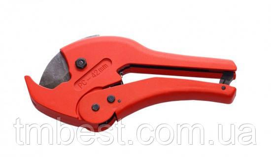 Ножницы для полипропиленовых труб Ф20-Ф40 мм. Автомат., фото 2